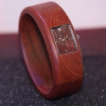 "Exclusive women watch ""KIBA"" made of maple wood"