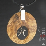 OONA - nature, handmade with olive wood